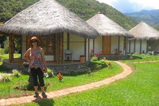 Belen de Umbria, Colombia: Bohíos