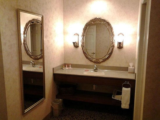 AmishView Inn & Suites : Bathroom