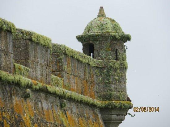 Chuy, Uruguay: Torre de vigilancia
