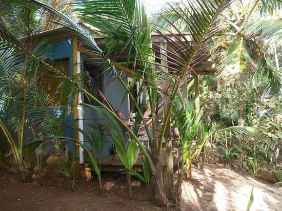 Casa Iguana: our cabana