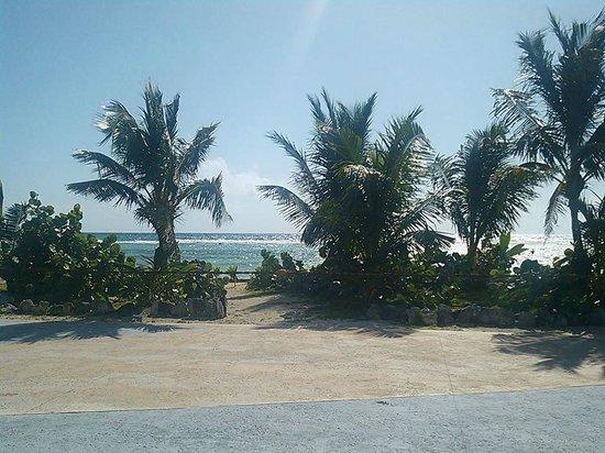 Blue Kay Mahahual : Cabañas ubicadas frente al mar