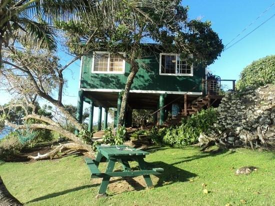 Dunbar Beachfront Cottages: the cottage