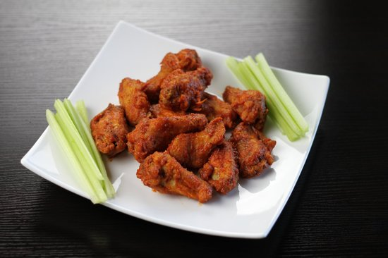 Coffee & Jazz : Buffalo Wings