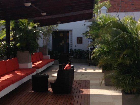 Casa Canabal Hotel Boutique : TERRAZZA