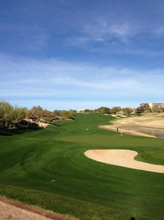 The Westin Kierland Resort & Spa: Golf course