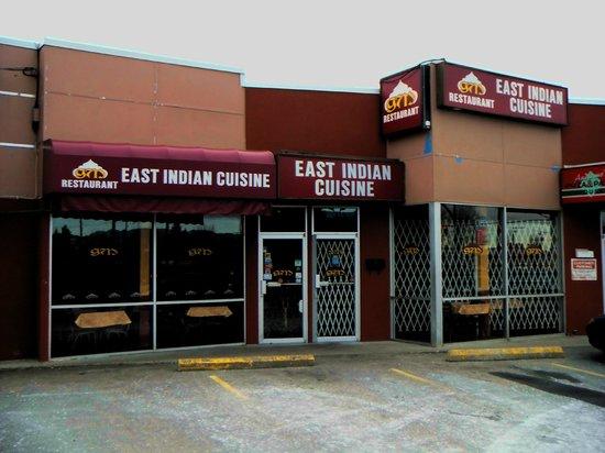 GM Restaurant: Main Entrance