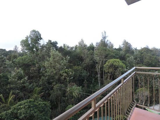Spice Grove Hotels And Resorts: View from room balcony