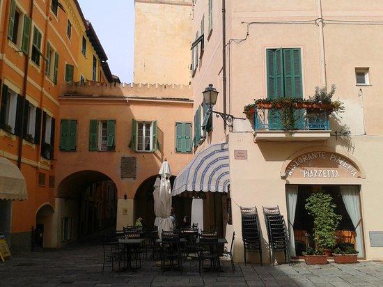 Villa Elisa: Старый город