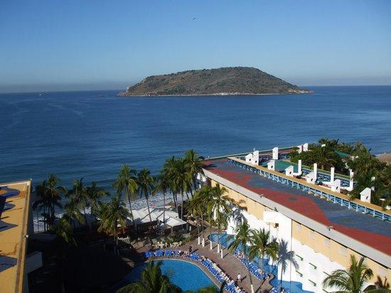 El Cid Castilla Beach Hotel: Ocean view