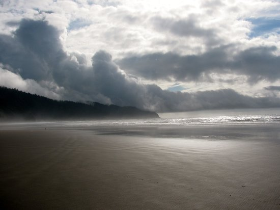Cape Lookout State Park: Beautiful beach!