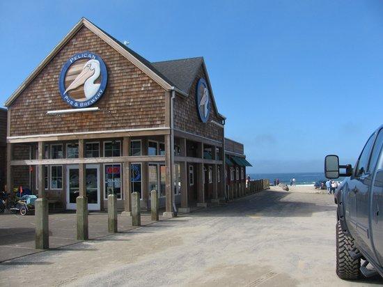 Pelican Pub & Brewery: The Pelican :)