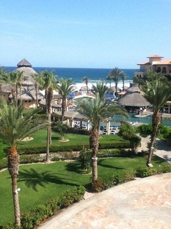Royal Solaris Los Cabos: view from our room