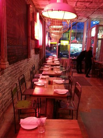 Photo of Mexican Restaurant Barrio Coreano at 642 Bloor Street West, Toronto, On M6G 1K9, Canada