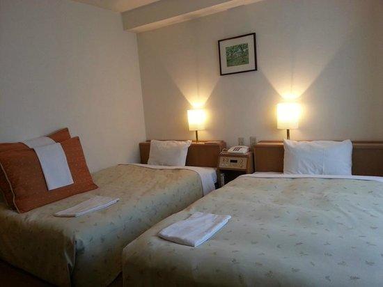 Sapporo Clark Hotel: 室内-2
