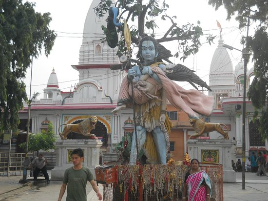 Daksh Mahadev Temple: The present temple was built by Queen Dhankaur in 1810 and rebuilt in 1962. It is a place of pil