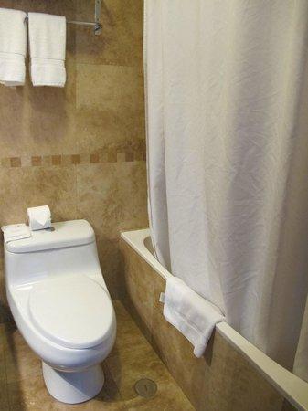 Hotel Costa Del Sol Ramada Cusco: Baño habitación I