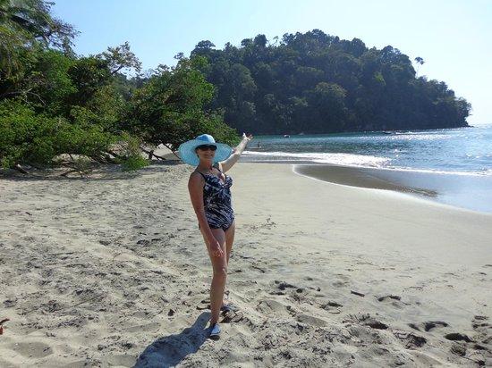 Blue Heaven Rendezvous Bed and Breakfast: Manuel Antonio beach