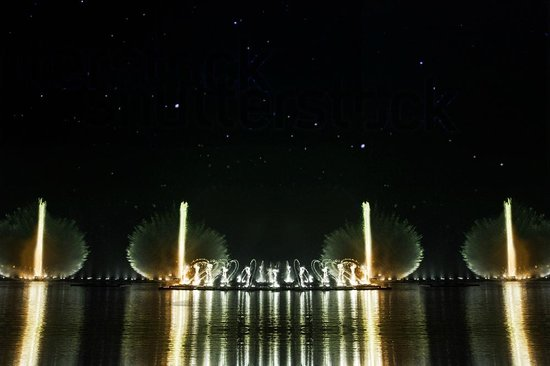 Aamby Valley City: Fountain of Fortune