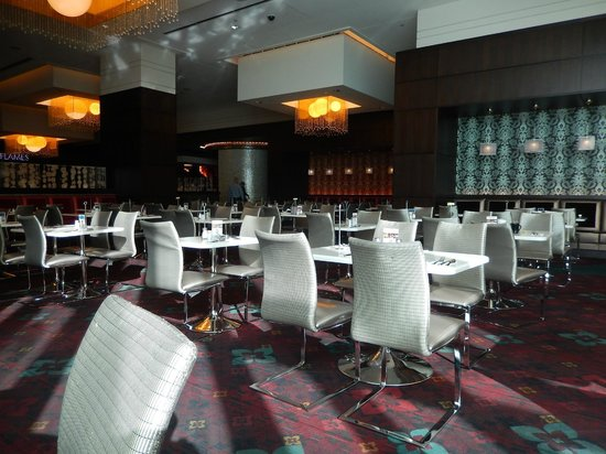 New Palace Casino Point Cadet: Main Restaurant/Buffet