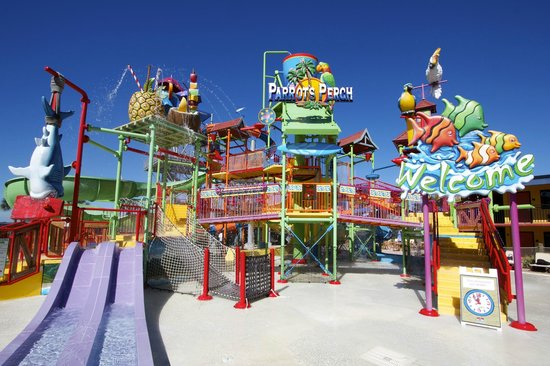 Coco Key Hotel and Water Park Resort : The Water Park!