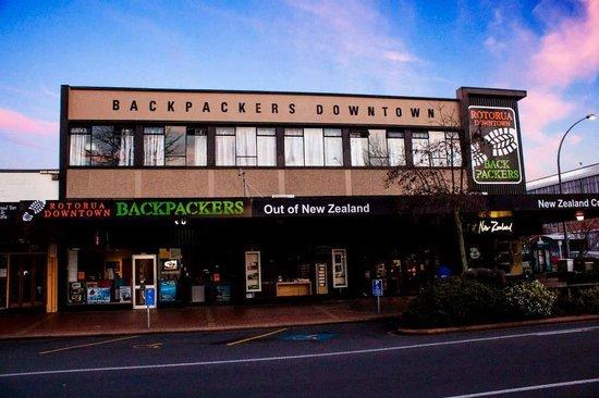 Rotorua Downtown Backpackers