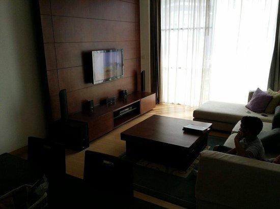 Shama Sukhumvit Bangkok : Living room