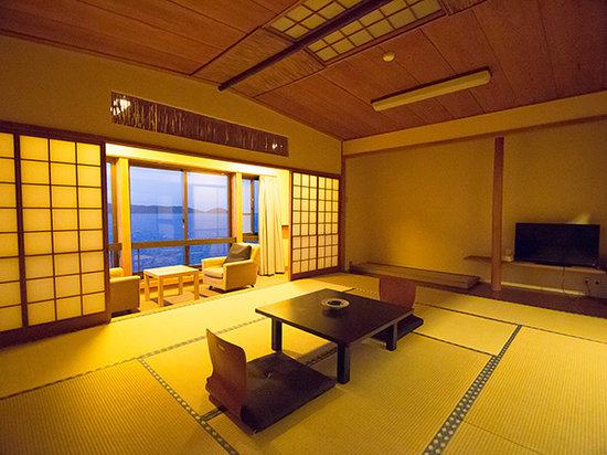 Kada Kaigetsu: Japanese Style Room w/ocean view