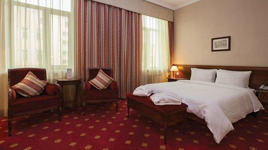 Grand Hotel Tien-Shan : Deluxe Double