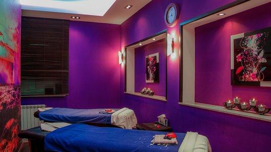 "Grand Hotel Tien-Shan : Couple massage room - SPA-center ""Bali"""