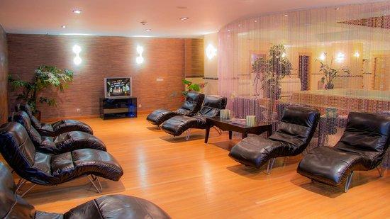 "Grand Hotel Tien-Shan : Lounge area at SPA-center ""Bali"""