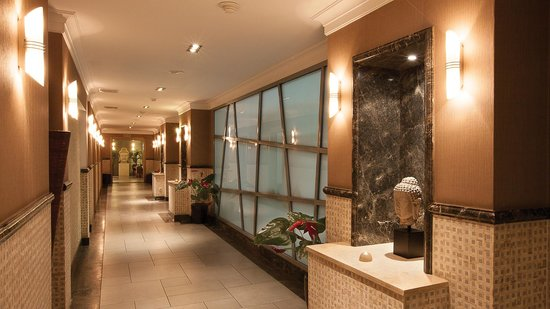 "Grand Hotel Tien-Shan : SPA-center ""Bali"""