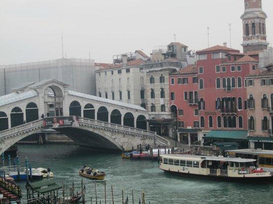 Locanda Ovidius : Вид из с балкона гостиной