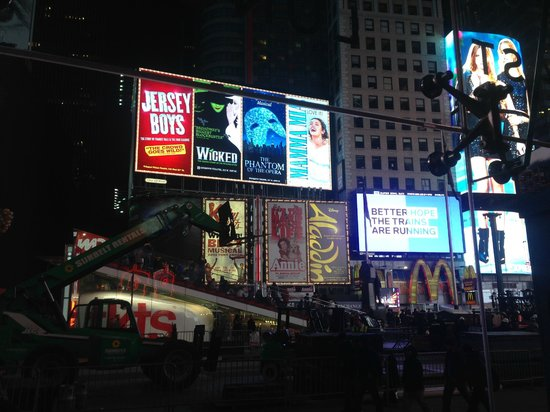 The Iroquois New York: Times Square