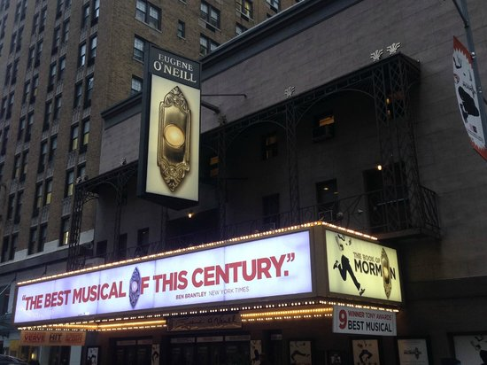 The Iroquois New York: Broadway Theatre