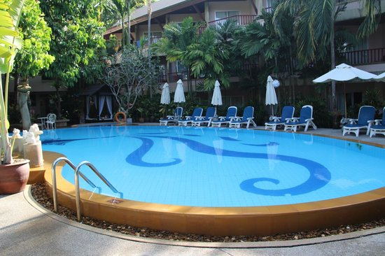 Aonang Princeville Resort : Бассейн.