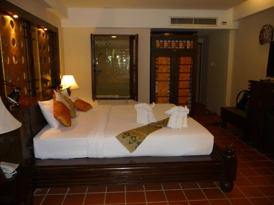 Aonang Princeville Resort: Комната. Вид от балкона.