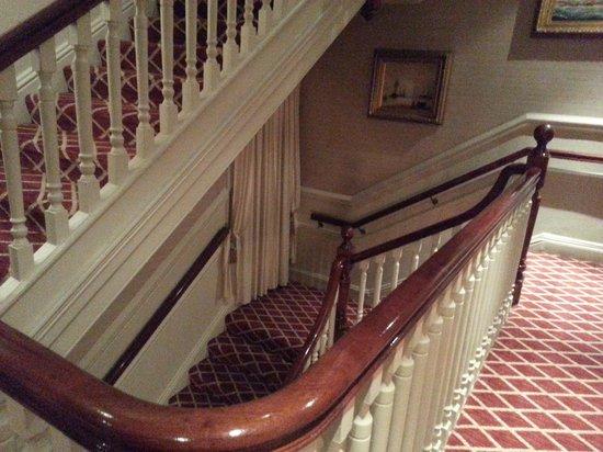 Granville Hotel: Stairwell