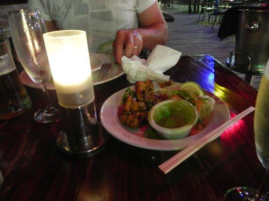 Indigo Indian Asian Restaurant: fantastic meal