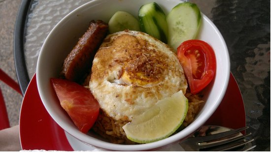Java Spice Cafe Emporium: Nasi Goreng