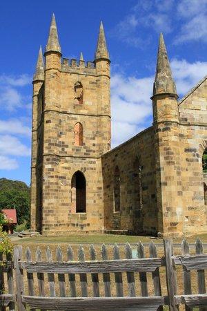 Site historique de Port Arthur : Old Church Port Arthur