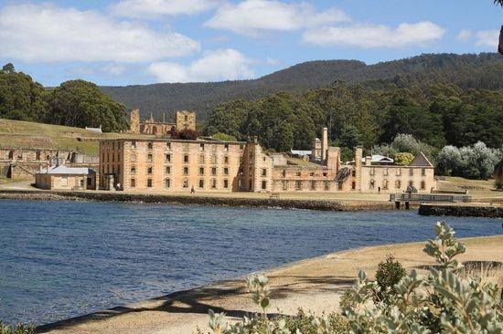 Site historique de Port Arthur : Pentitentiary Port Arthur