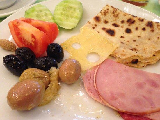 Hotel Bulgaria: Great breakfast in my opinion