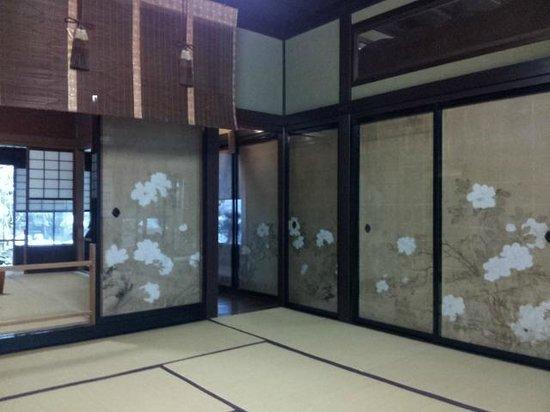 Nomura Family Samurai House : 襖絵