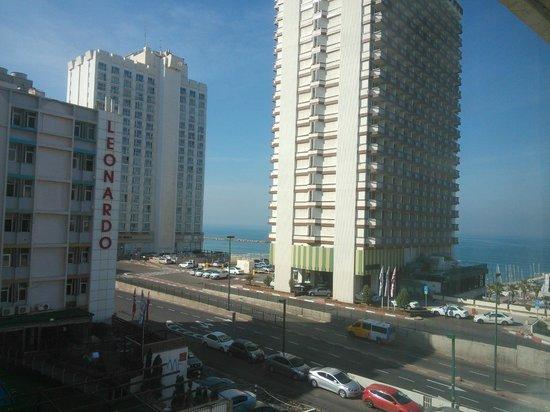 Olympia Tel Aviv Hotel: Вид из номера