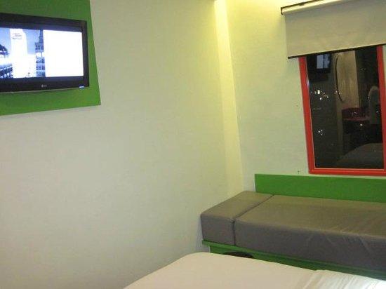 POP! Hotel Festival Citylink: Bedroom