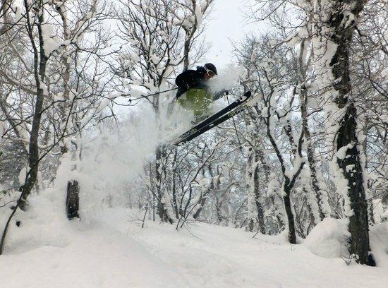 ルスツリゾートスキー場, Ski image