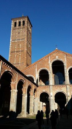 Basilica di Sant'Ambrogio: Basilica di S.Ambrogio