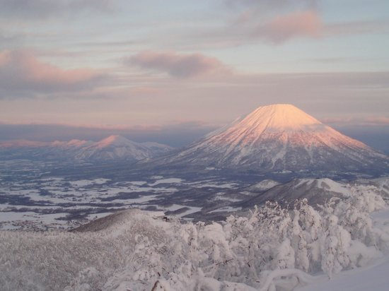 Rusutsu-mura, Giappone: Mt.Yotei