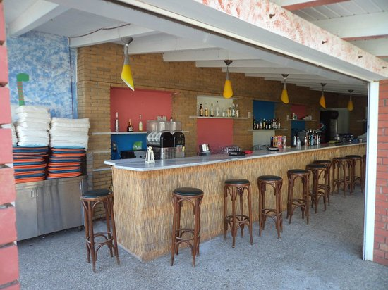 Ionian Beach: POOL BAR