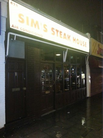 Sim's Steak House